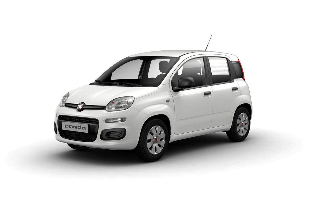 corfu car hire fiat panda rent a car