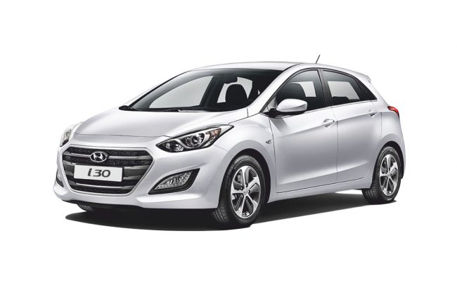 corfu car hire hyundai i 30 rent a car - gallery