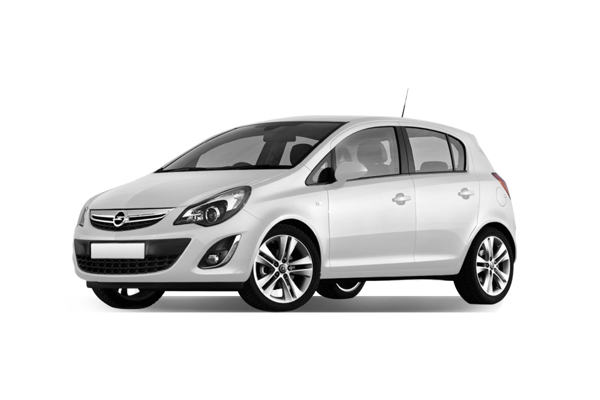 corfu car hire opel corsa rent a car