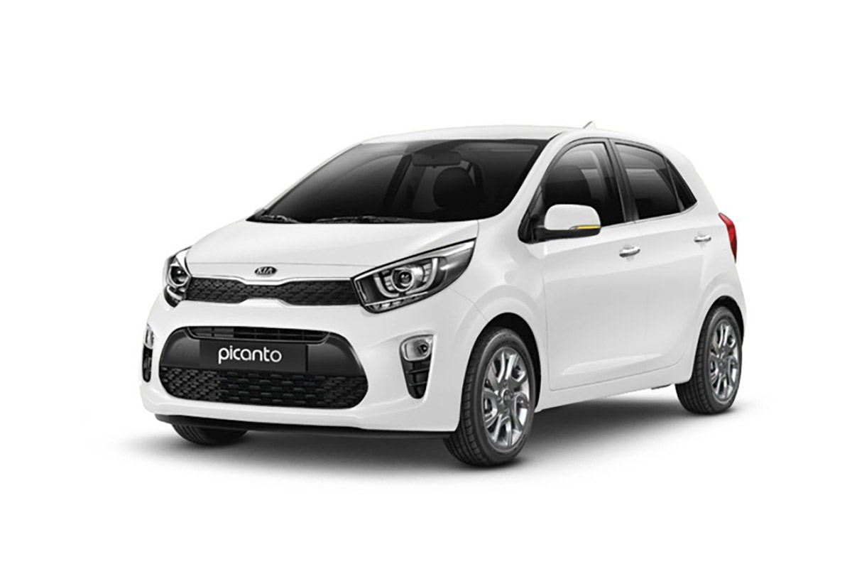 Kia Picanto corfu car hire top cars
