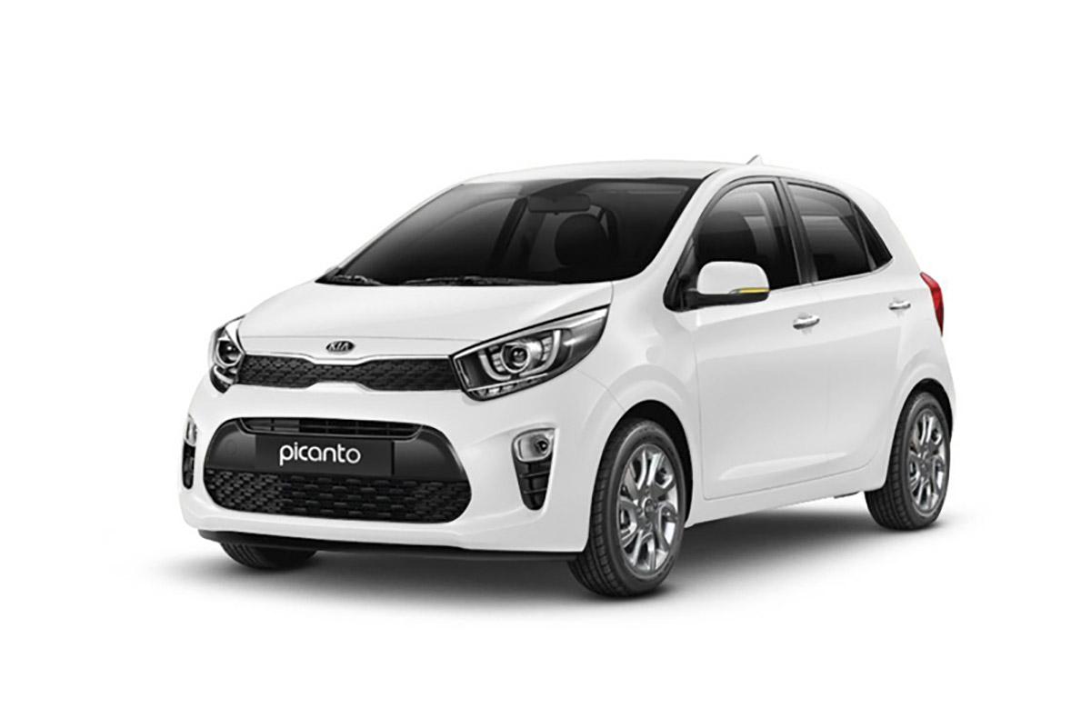 Kia Picanto corfu car hire top cars